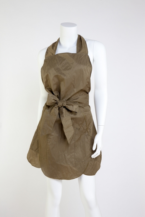 Olive Salon Apron by Ann Perry Designs