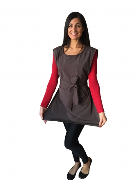 Smock Salon Apron by Ann Perry Designs