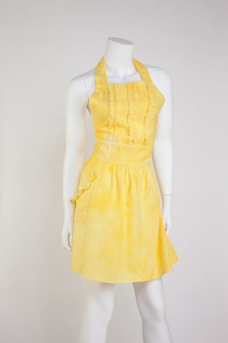 Yellow Mallory Apron by Ann Perry Designs