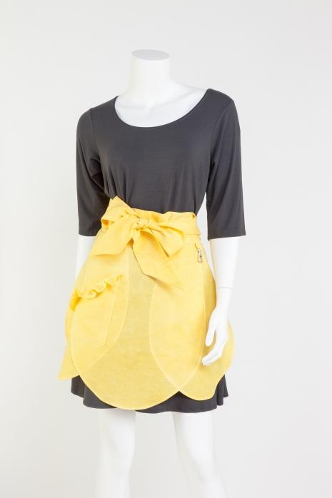 Yellow Women's Apron