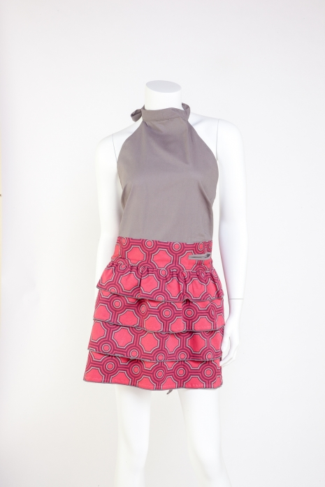 Ladies Halter Style Apron by Ann Perry Designs